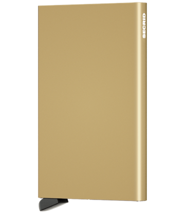 Secrid Cardprotector - Gold