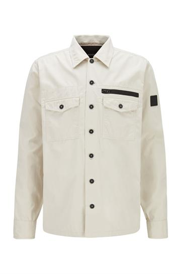 BOSS Casual Lovel_3 casual shirt - Light Beige