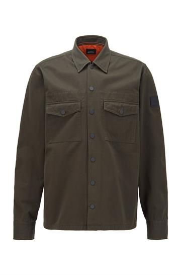 BOSS Casual Lovel_3 casual shirt - Open Green