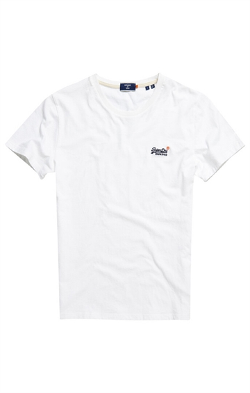 Superdry OL Vintage EMD Tee NS - Optic