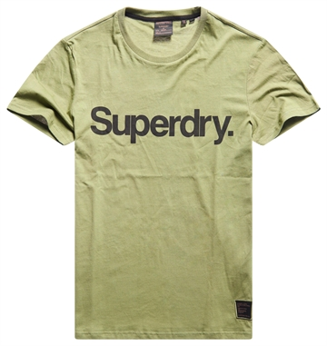 Superdry Military Graphic tee - Lieutenant Olive