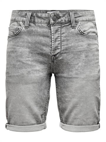 Only & Sons Ply REG life Grey SW PK 5229 - Grey Denim