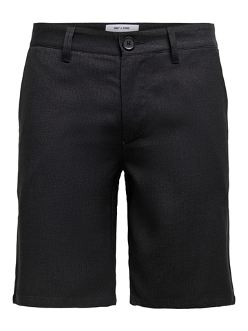 Only & Sons Mark shorts GW 8982 - AVG Black