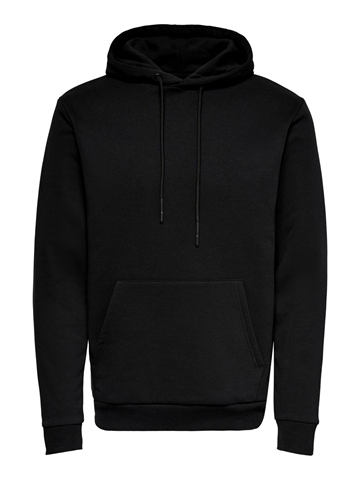 ONLY & SONS Ceres life Hoodie sweat - Black