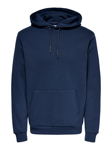 ONLY & SONS Ceres life Hoodie sweat - Dress Blues