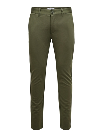 Only & Sons Mark Pants - Olive Night