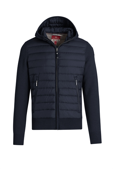 Parajumpers Illuga jacket - Navy