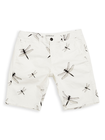 GABBA Paulie Smith shorts - White