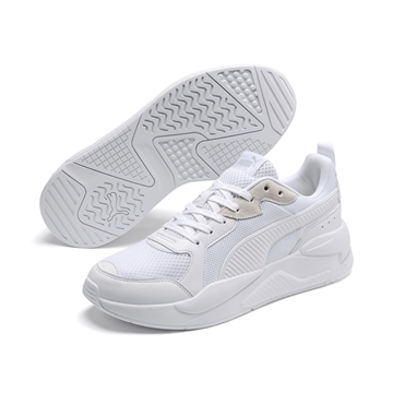 Puma X-Ray sneakers - White-Gray Violet