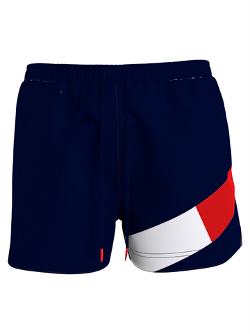 Tommy Hilfiger Medium Drawstring swimshorts - Desert Sky